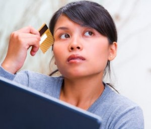 Credit card debt management concerns
