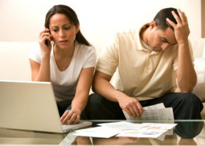 Receiving debt collection calls