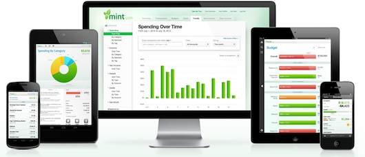 Keeping track of finances with Mint.com